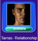 Psychic Tarras - 'Relationships' Psychic