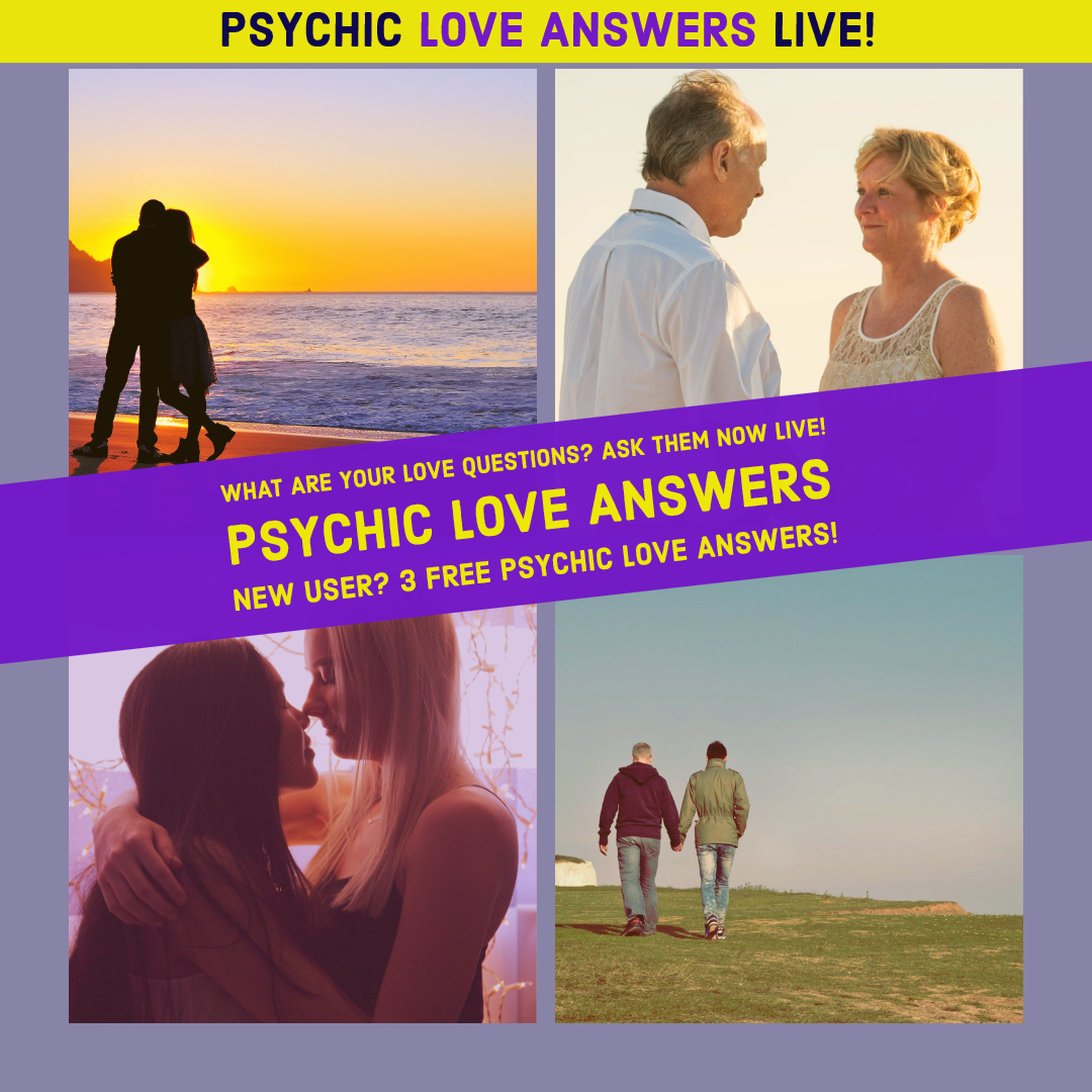 Psychic love - Saenger theatre pensacola